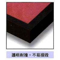 建築工地用模板,雙面夾板,防撞護框封框板