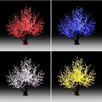 LED樱花灯,LED桃花灯,LED树灯,