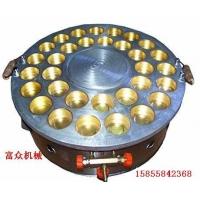 淮南红豆饼机,32孔红豆饼机