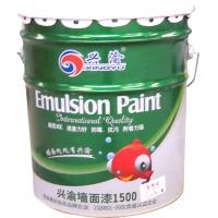 兴渝内墙漆1500