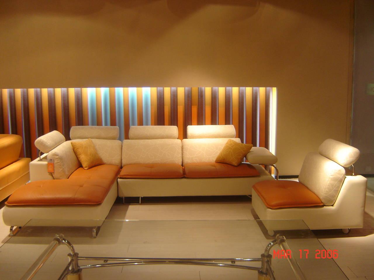 真皮转角沙发产品图片,真皮转角沙发产品相册 江西南昌标点沙发专卖店
