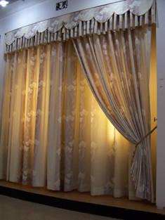 北京布艺窗帘窗帘,布艺窗帘图片