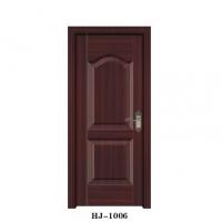 钢木钢塑门