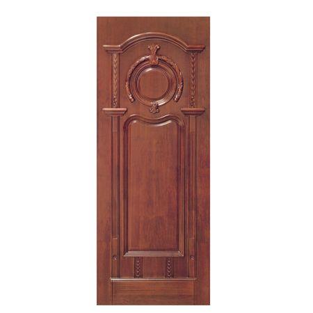 好万家原木雕花烤漆门精工细凿专心制造