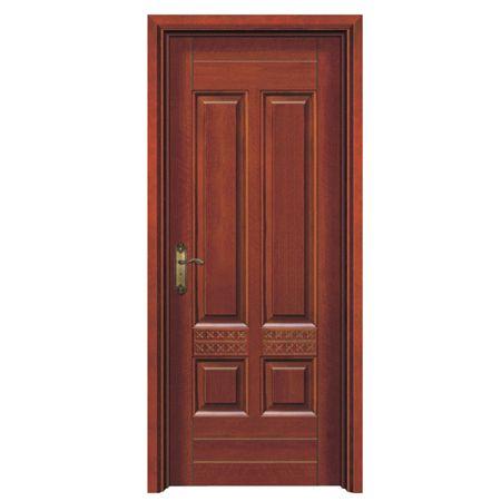 原木雕花烤漆门高雅高贵彰显身份