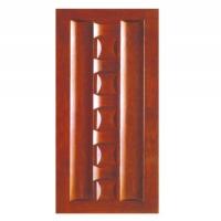 原木浮雕烤漆门呵护美好家园彰显气派