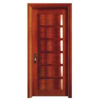 原木浮雕烤漆门门中之王
