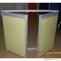 晶钢门板外框铝材
