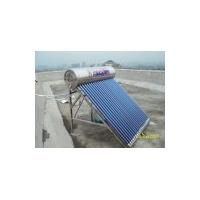 全不锈钢QHAF-A8型广东中山太阳能热水器,20支管可供5