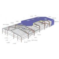 中小企业钢结构厂房设计