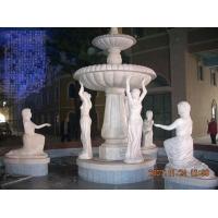 石雕喷泉,风水球,鸿福轮,大水发园林水景