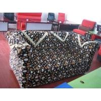 hs16-陕西西安红叶网吧桌椅 双人沙发