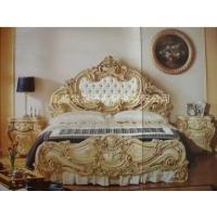 欧式双人床 法式床 豪华大床