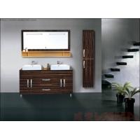 古典实木浴室柜V-16006