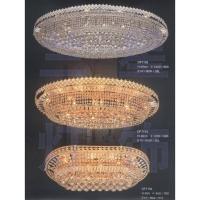 水晶吸顶灯-018-东方灯饰|陕西西安兰星照明