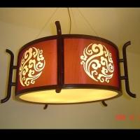 中式灯|兰星照明