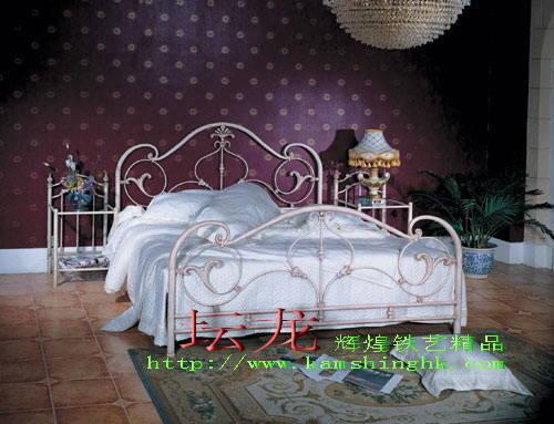 欧式床图片