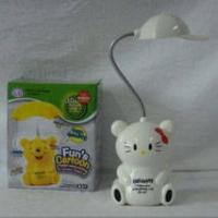 时尚LED充电灯—白猫