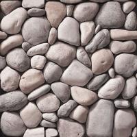 供应鹅卵石黑扁石黑卵石
