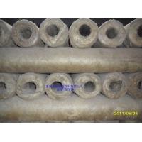 【岩棉管】金灿保温岩棉管厂家批发矿物纤维憎水卷板岩棉管