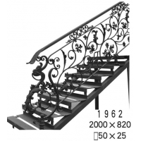 供应铁艺配件楼梯配件(图)