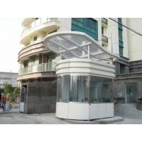 上海最大的岗亭厂家以可不锈钢岗亭销售市场