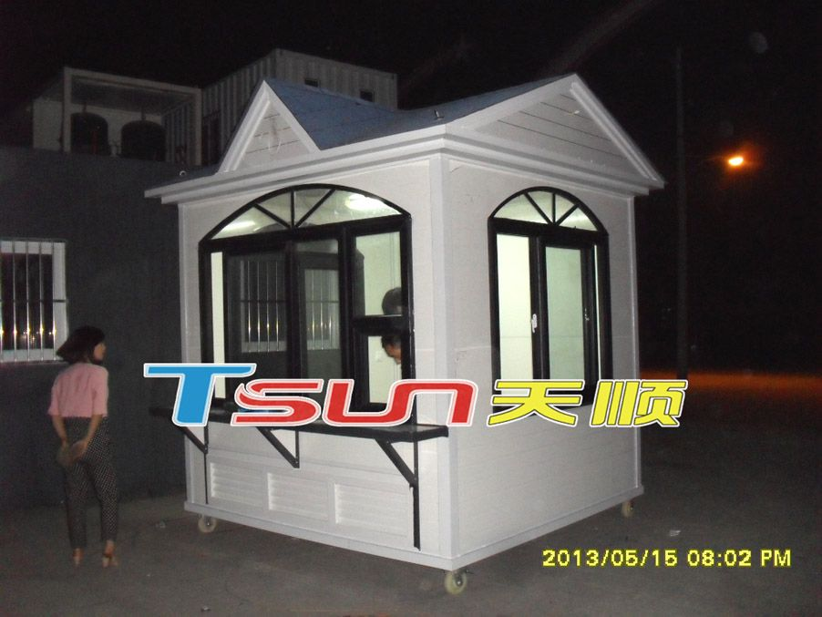 成都重庆售货亭,成都天顺岗亭厂家供应