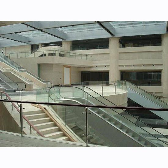 工程扶手 护栏16 |陕西西安实木楼梯钢木楼梯