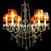 供欧式蜡烛吊灯,水晶蜡烛吊灯