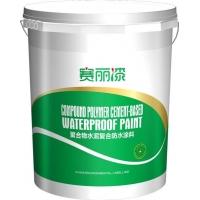 赛丽漆聚合物水泥复合防水涂料