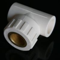 PB管 内螺纹三通-陕西西安兴纪龙管件PB管