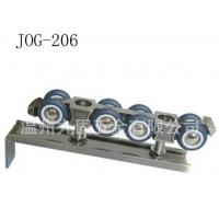九固206 移门吊轮 滑轮 进口EVA材质 承重超强 超静音