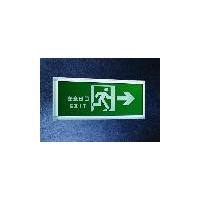 三雄极光安全出口跑步走应急灯PAK-104DO1 三雄应急灯