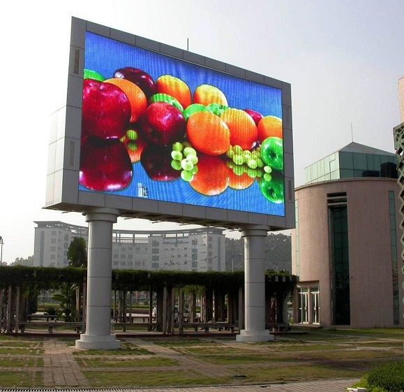 led户外全彩专业生产家,led超清晰广告大屏,led图片