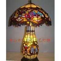 蒂凡尼灯 传统水晶灯 梯梯吊灯 传统水晶吊灯