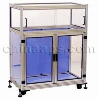 供应各种规格工业铝型材框架及流水线
