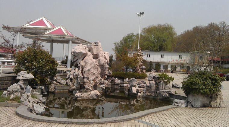 湖石小品(园林假山)