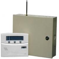 铁盒十六防区有线多功能报警主机工程防盗报警主机