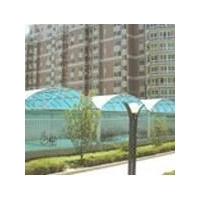 優質透明陽光棚遮雨棚雨陽棚車棚板供應