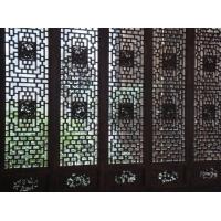 广州红檀木雕中式仿古门窗、仿古门窗、中式仿古门窗