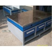 专业生产机床精准水平度2级重型铁板工作台