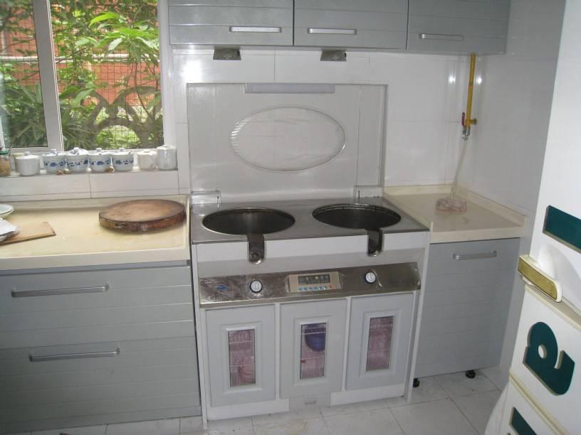 农村厨房烧柴灶台设计图片图片