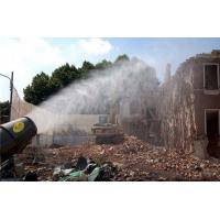 70型湿式除尘加湿喷雾机粉尘抵制设备