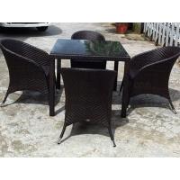 咖啡厅桌椅,西餐厅桌椅,户外休闲家具