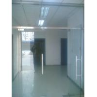 维修电动玻璃门 北京修自动门