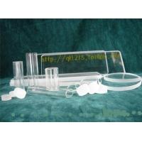 卤素灯用石英管 杀菌灯用石英管 载玻片 石英玻璃管