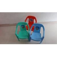 精美可爱高质量塑料幼儿园靠背椅