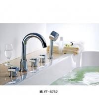 广东著名水龙头品牌 麦纳卫浴—浴缸分体水龙头