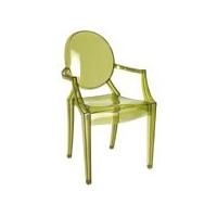 幽灵椅 塑料休闲椅塑料餐椅批发