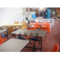 餐桌椅,连体餐桌椅,分体餐桌椅,食堂餐桌椅,快餐桌椅